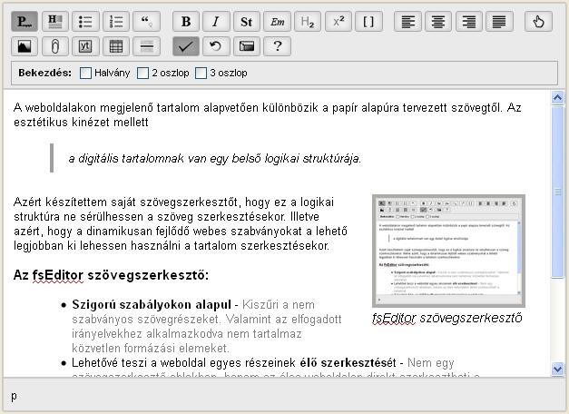 dotfsEditor web text editor